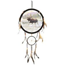 Buy Moose Dream Catcher ***ON SALE***