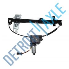Buy NEW Front Power Driver Side Window Regulator Assembly w/ Motor