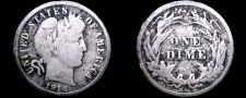 Buy 1914-P Barber Dime Silver