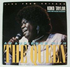 "Buy KOKO TAYLOR "" An Audience With The Queen "" 1987 Blues LP"