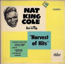 Buy NAT KING COLE ~ Harvest of Hits *** 1950 45rpm EP / DOUBLE Cardboard PS
