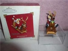 Buy Scooby-Doo dog and Shaggy Holiday Adventure Hallmark Keepsake ornament
