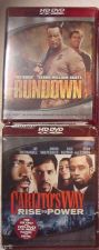 Buy HD DVD The RunDown & Carlitos Way DOUBLE FEATURE The Rock Christopher Walken