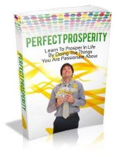 Buy Perfect Prosperity Ebook + 10 Free eBooks With Resell rights ( PDF )