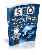 Buy SEO Made Easy Ebook + 10 Free eBooks With Resell rights ( PDF )