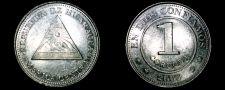 Buy 2002 Nicaraguan 1 Cordoba World Coin - Nicaragua