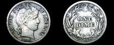 Buy 1914-D Barber Dime Silver