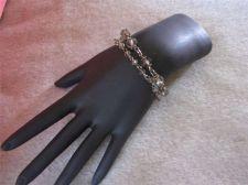 Buy Womens Delicate Smoky Bead Bracelet # 61