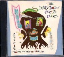 "Buy THE DIRTY DOZEN BRASS BAND ~ "" Whatcha Gonna Do "" Brass Funk Fusion CD"