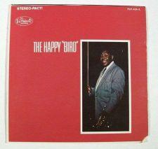 "Buy CHARLIE PARKER "" The Happy 'Bird' "" 1961 Jazz LP"