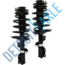 Buy Pair of 2 NEW Front Driver and Passenger Complete Ready Strut Assembly AWD & FWD