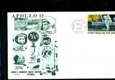 Buy VINTAGE ORIGINAL Project APOLLO 12.1969.Post cover.***