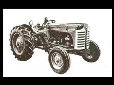 Buy OLIVER SUPER 55 OPERATIONS MANUAL for Tractor Maintenance Tuning Repair Service