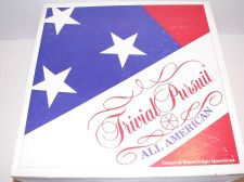 Buy All American Trivial Pursuit 1993