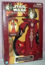 Buy Star Wars Royal Elegance Queen Amidala Collection Episode I 1988 Doll