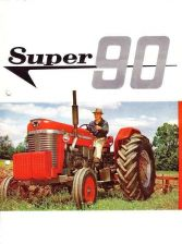 Buy MASSEY FERGUSON SUPER 90 OPERATIONS MANUAL for MF90 Tractor Service & Repair