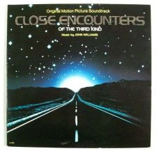 Buy CLOSE ENCOUNTERS OF THE THIRD KIND ~ 1977 Movie Soundtrack LP