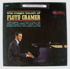 Buy FLOYD CRAMER ~ The Magic Touch of Floyd Cramer 1965 Pop LP