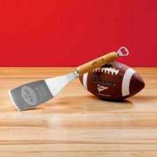 Buy NFL BBQ Spatula Bottle Opener - Free Personalization