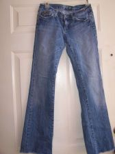 Buy Miss Me Womens Jeans Sz 27 Bootcut Embellished Rhinestone Fancy!