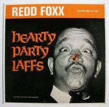 Buy REDD FOXX ~ Hearty Party Laffs 1962 Comedy LP