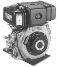 Buy YANMAR L-A LEE LV LV6 ENGINE SERVICE PARTS MANUALS Set 530pgs for Shop Repair