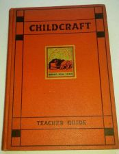 Buy CHILDCRAFT Series-RARE 2nd Ed 1937-TEACHER GUIDE topics-Scholastic Collectible