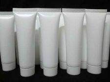Buy Empty White Foam Tubes Cosmetic 20 gm. / 20 ml. Portable Wholesale Lots 100