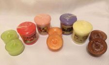 Buy Yankee Candle Votive & Tea Light Sampler Lot, Home Decorating, Scent Perfection.