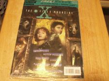 Buy Topps The Xfiles Magazine Original Plastic/Card & Poster- Collectors Edition #2