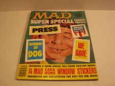 Buy Mad Magazine Super Special Summer 1981