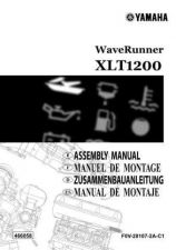 Buy Yamaha XLT1200 F0V-28107-2A-C1 Waverunner Assembly Manual by download Mauritron #3441