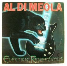 "Buy AL DI MEOLA "" Electric Rendezvous "" 1982 Jazz LP"