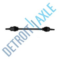 Buy Complete Front Passenger Side CV Axle Shaft - M.T. w/ ABS - Made in USA