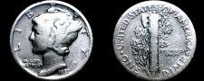Buy 1937-P Mercury Dime Silver