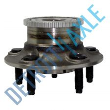 Buy NEW Rear Driver or Passenger Wheel Hub and Bearing w/ ABS and Rear Drum