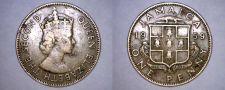 Buy 1959 Jamaican 1 Penny World Coin - Jamaica