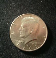 Buy 1989-D 50C Kennedy Half Dollar