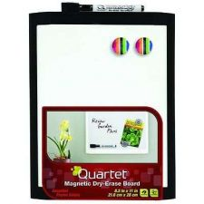 Buy Magnetic Dry Erase Board Classroom Black Frame Whiteboard Marker Office Presenta