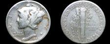 Buy 1940-P Mercury Dime Silver