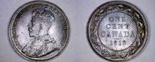 Buy 1918 Canada 1 Large Cent World Coin - Canada