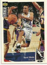 Buy Spud Webb #89 1994 - Upper Deck