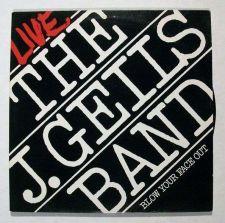 Buy J. GEILS BAND ~ Live / Blow Your Face Out 1976 Blues Rock LP Double Album