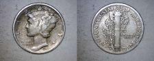 Buy 1943-S Mercury Dime Silver
