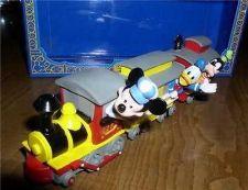 Buy Disney Mickey Donald Goofy Train World Ship