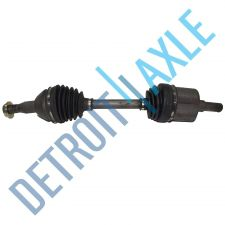 Buy Complete Front Passenger Side CV Axle Drive Shaft Assembly + 2 Outer Tie Rods