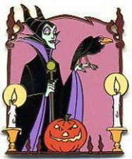 Buy Disney Maleficent Halloween Frame Auction LE Pin/Pins