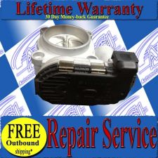 Buy 99 00 01 02 03 04 MERCEDES C230 SLK230 THROTTLE BODY REPAIR SERVICE READ LISTING