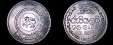 Buy 1963 Ceylon Sri Lanka 1 Rupee World Coin