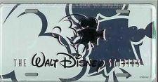 Buy Disney Mickey Mouse wiith Camera Walt Disney Studios License Plate